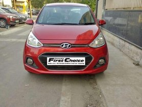 Used 2014 Hyundai Xcent MT for sale in Ghaziabad