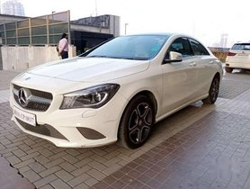 Used 2017 Mercedes Benz CLA AT for sale in Mira Road