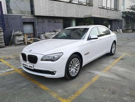 Used 2012 BMW 7 Series AT for sale in Mumbai