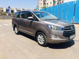 Toyota INNOVA CRYSTA 2.4 GX 2018, Diesel MT for sale in Ahmedabad