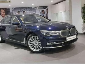 BMW 7 Series 730 Ld Signature, 2018, Diesel AT for sale in Mumbai