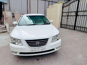 2009 Hyundai Sonata Embera MT for sale in Hyderabad