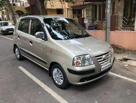 Hyundai Santro Xing GLS, 2011, Petrol MT for sale in Nagar
