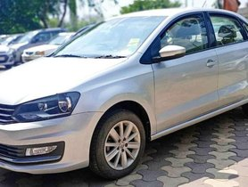 Volkswagen Vento Highline, 2016, Petrol MT for sale in Faridabad