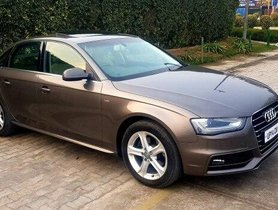 2015 Audi A4 35 TDI Technology Edition AT for sale in New Delhi
