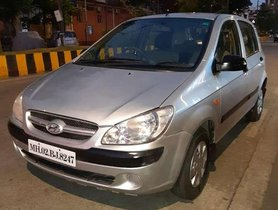 Used Hyundai Getz 1.1 GVS 2009 MT for sale in Mumbai