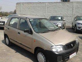 Used Maruti Suzuki Alto 2010 MT for sale in Ahmedabad