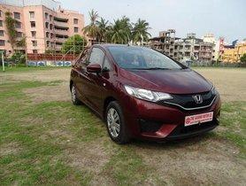 Used 2015 Honda Jazz 1.5 S i DTEC MT for sale in Kolkata