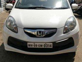 Honda Brio S(O) Manual, 2012, Petrol MT for sale in Kolhapur
