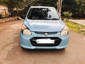 Maruti Suzuki Alto 800 Lxi, 2012, Petrol MT for sale in Hyderabad