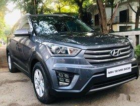 Used 2016 Hyundai Creta 1.6 SX AT for sale in Pune