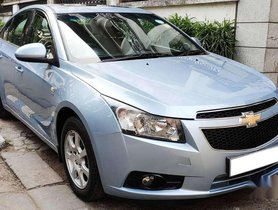 Used Chevrolet Cruze LTZ, 2010, Diesel AT for sale in Kolkata
