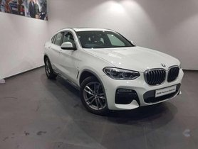Used 2019 BMW X4 AT for sale in Mumbai