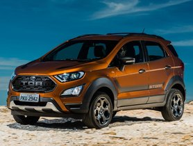 Ford EcoSport Sales in India Stand At Less Than Half Of Net Export in Feb 2020