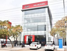 List of All Kia Showrooms In Bangalore