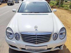 Used 2007 Mercedes Benz E Class MT for sale in Perinthalmanna