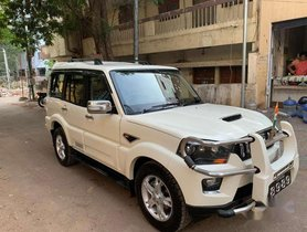 Used 2015 Mahindra Scorpio MT for sale in Hyderabad