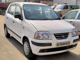 Used Hyundai Santro Xing 2004 MT for sale in Hyderabad