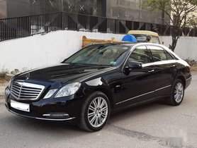 Mercedes-Benz E-Class E200 CGI Blue Efficiency, 2010, Petrol AT in Hyderabad