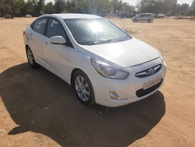 2011 Hyundai Verna 1.6 SX MT for sale in Ahmedabad