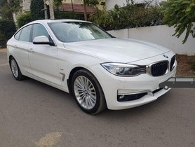 Used 2016 BMW 3 Series 320d Luxury Line AT in Coimbatore