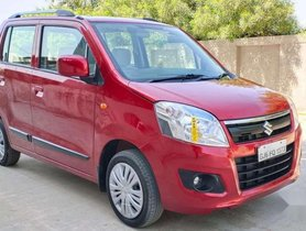 Maruti Suzuki Wagon R VXI 2013 MT for sale in Vadodara