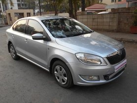 Skoda Rapid 1.6 TDI Ambition 2012 MT for sale in Mumbai