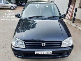 Used 2005 Maruti Suzuki Zen MT for sale in Chennai