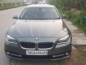 2015 BMW 5 Series 520d Luxury Line AT in New Delhi