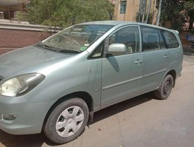 Toyota Innova 2.5 G4 8 STR, 2008, Diesel MT for sale in Chennai