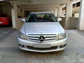 Used Mercedes Benz C-Class 2008 AT for sale in Secunderabad