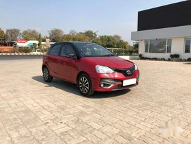 Used Toyota Etios Liva 2017 MT for sale in Anand
