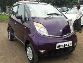Used Tata Nano Twist XT 2015 MT for sale in Nashik