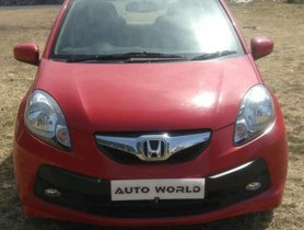 Used Honda Brio 2012 MT for sale in Nashik