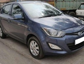 Used Hyundai i20 Sportz 1.4 CRDi 2012 AT for sale in Hyderabad