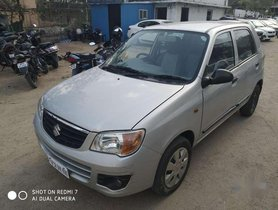 Used Maruti Suzuki Alto K10 VXI 2011 MT in Hyderabad