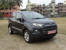 2014 Ford EcoSport 1.5 DV5 Titanium Optional MT in Kolkata