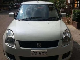Used 2010 Maruti Suzuki Swift ZXI MT for sale in Hyderabad