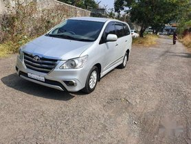 Used 2014 Toyota Innova 2.5 VX 8 STR MT for sale in Pune