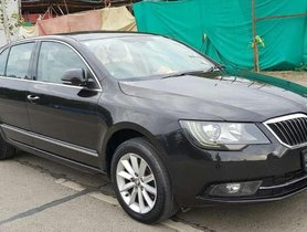 Skoda Superb Elegance 1.8 TSI , 2014, Petrol AT for sale in Mumbai