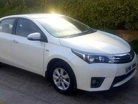 Toyota Corolla Altis G 2014 MT for sale in New Delhi