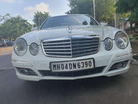 Used Mercedes Benz E Class 2008 AT for sale in Mumbai