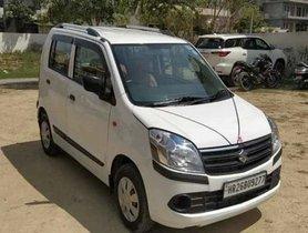 Used 2012 Maruti Suzuki Wagon R LXI MT in Gurgaon