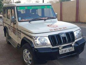 Used Mahindra Bolero SLX 2011 MT for sale in Dhanbad