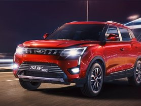 Only 1 Out of 4 Mahindra XUV300 SUVs Has A Petrol Heart