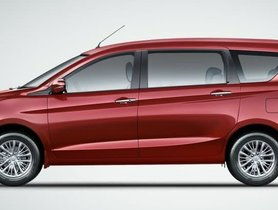 Almost Equal Demand for Petrol and Diesel Variants of Maruti Ertiga