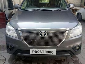 Used Toyota Innova 2012 MT for sale in Khanna