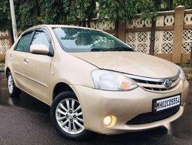 Used Toyota Etios V 2011 MT for sale in Mumbai