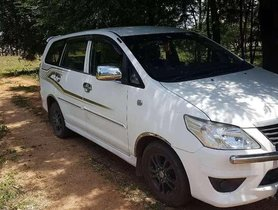 Used 2013 Toyota Innova MT for sale in Vijayawada