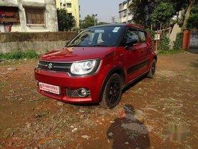 Used Maruti Suzuki Ignis, 2017, Diesel MT for sale in Kolkata
